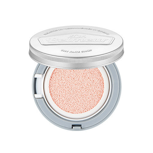 [The Face Shop] Dr.Belmeur Daily Repair Calamine Tone Up Cushion 15g - Cosmetic Love