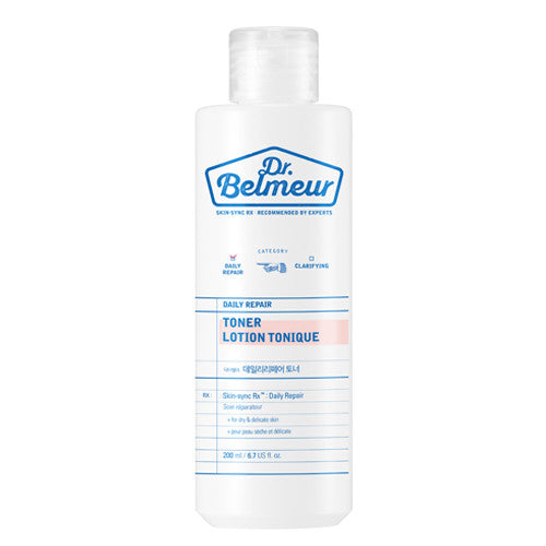 [The Face Shop] Dr.Belmeur Daily Repair Toner 200ml - Cosmetic Love