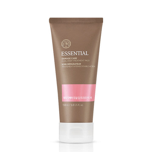 [The Face Shop] Essential Damage Care Dual Deep Treatment - Cosmetic Love