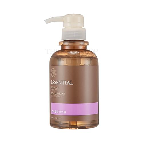[The Face Shop] Essential Style Up Hair Gel 400g