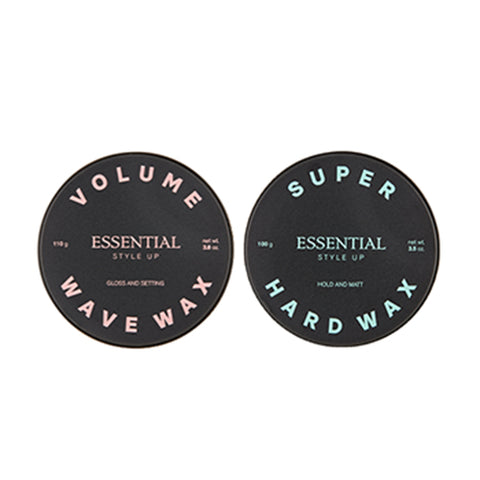 [The Face Shop] Essential Style Up Hair Wax 100-110g
