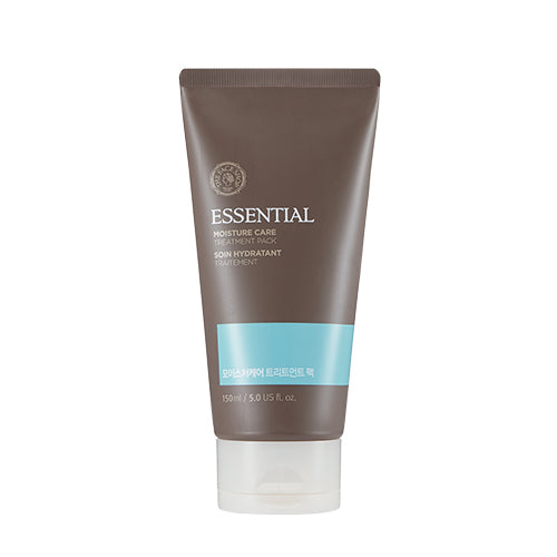 [The Face Shop] Essential Moisture Care Treatment Pack 150ml