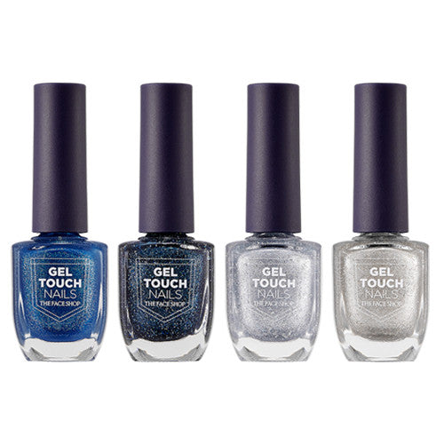 [The Face Shop] Gel Touch Nails- Gin and Tonic Edition - Cosmetic Love