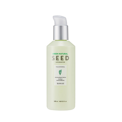 [The Face Shop] Green Natural Seed Lotion 145ml