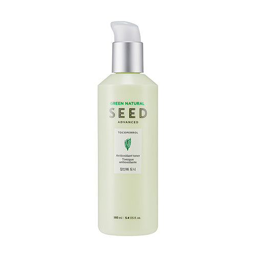 [The Face Shop] Green Natural Seed Toner 160ml