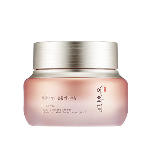 [The Face Shop] Yewhadam Revitalizing Eye Cream 25ml - Cosmetic Love