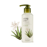 [The Face Shop] Herb Day 365 Master Blending Pumping Foam Cleanser 215ml