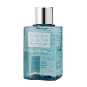 [The Face Shop] Herb Day Lip & Eye Remover - Water Proof - Cosmetic Love