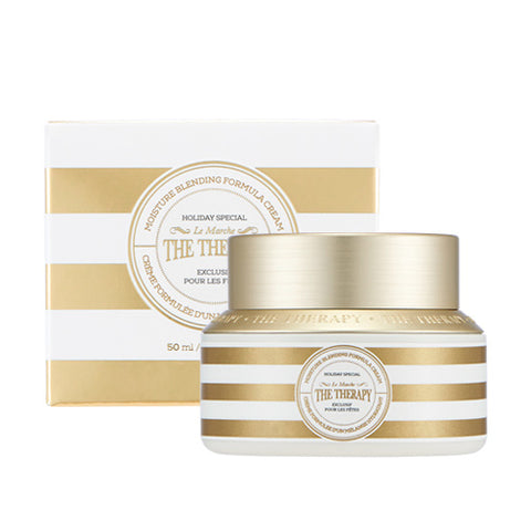 [The Face Shop] Holiday The Therapy Moisture Blending Cream 50ml