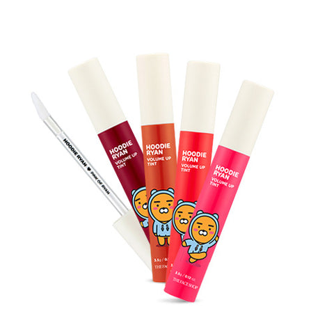 [The Face Shop] Hoodie Ryan Volume Tint (Kakao Friends) 3.5g