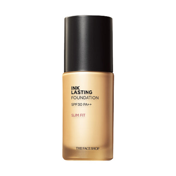 [The Face Shop] Ink Lasting Foundation Slim Fit 30ml