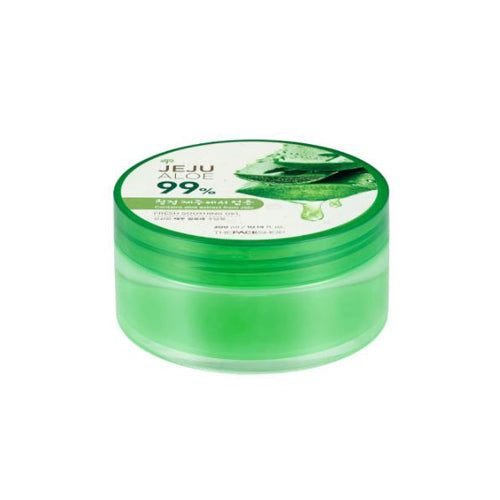 [The Face Shop] Jeju Aloe Fresh Sooting Gel 300ml