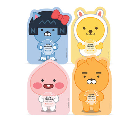 [The Face Shop] Little Friends Mask Sheet (Kakao Friends) 22g