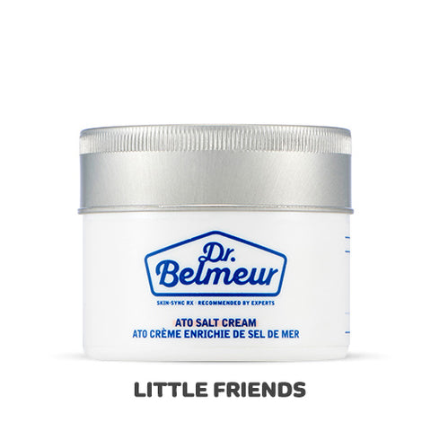 [The Face Shop] Little Ryan Dr.Belmeur Daily Repair Ato Salt Cream (Kakao Friends Edition) 100ml