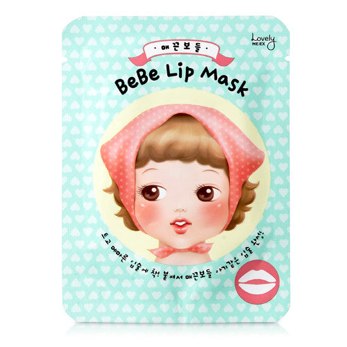 [The Face Shop] Lovely ME:EX Lip Care Bebe Lip Mask - Cosmetic Love
