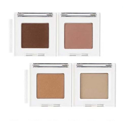 [The Face Shop] MONO Cube Eyeshadow (Matte) 1.7g