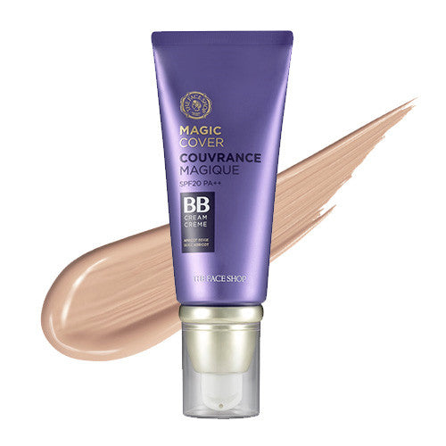[The Face Shop] Magic Cover BB Cream - Cosmetic Love