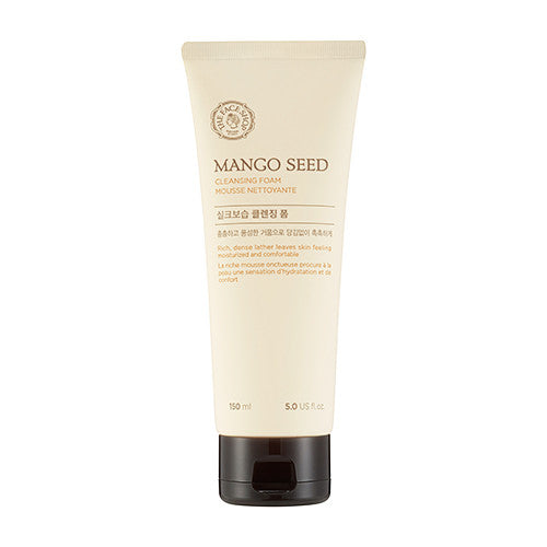 [The Face Shop] Mango Seed Cleansing Foam - Cosmetic Love