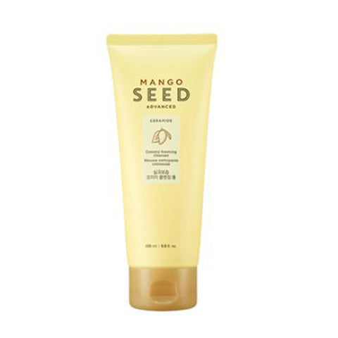 [The Face Shop] Mango Seed Creamy Foam Cleanser (Big Size) 300ml