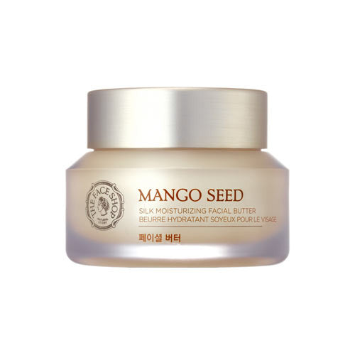 [The Face Shop] Mango Seed Facial Butter 50ml - Cosmetic Love
