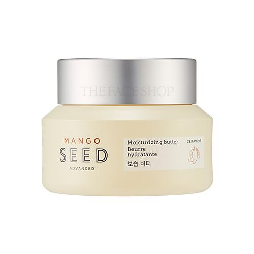 [The Face Shop] Mango Seed Moisturizing Butter 50ml