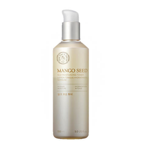 [The Face Shop] Mango Seed Silk Moisturizing Toner 150ml - Cosmetic Love