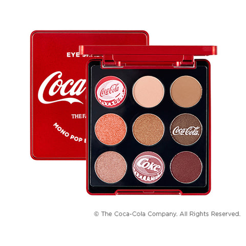 [The Face Shop] Mono Pop Eyes Coca Cola 5.4g