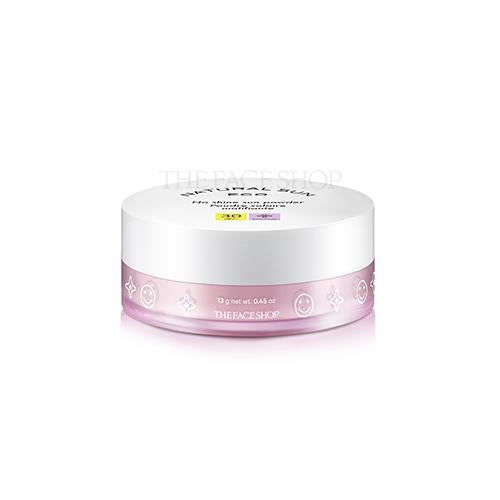 [The Face Shop] Natural Sun Eco No Shine Sun Powder 2020 13g