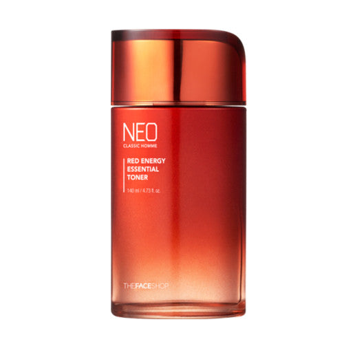 [The Face Shop] Neo Classic Homme Red Energy Essential Toner - Cosmetic Love