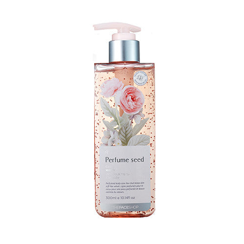 [The Face Shop] Perfume Seed Capsule Body Wash 300ml - Cosmetic Love