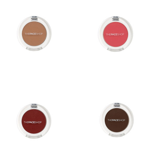 [The Face Shop] Single Shadow Matt 1.8g - Cosmetic Love