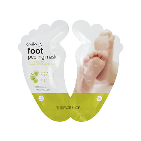 [The Face Shop] Smile Foot Peeling Mask - Cosmetic Love