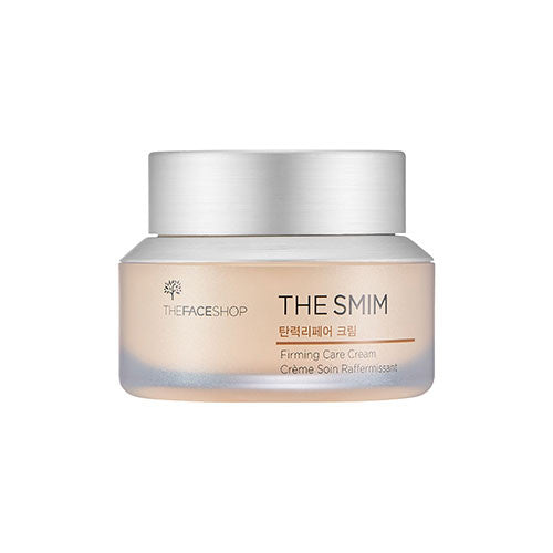 [The Face Shop] Smim Firming Care Cream 50ml - Cosmetic Love