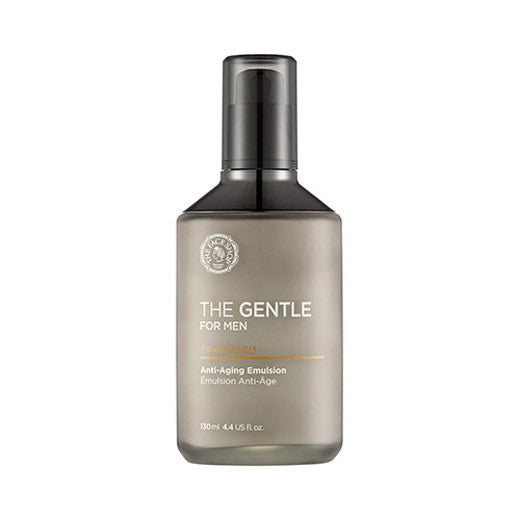[The Face Shop] The Gentle For Man Anti-Aging Emulsion 130ml - Cosmetic Love