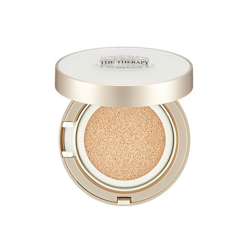 [The Face Shop] The Theraphy Anti Aging Cushion SPF50+ PA+++ 15g - Cosmetic Love