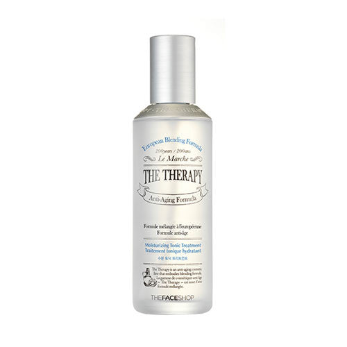 [The Face Shop] The Therapy Hydrating Tonic Treatment 150ml - Cosmetic Love