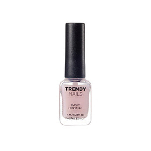 [The Face Shop] Trendy Nails Basic Base Coat 7ml - Cosmetic Love
