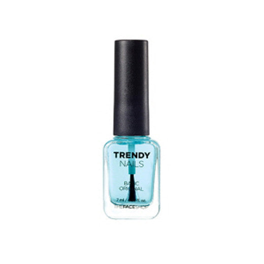 [The Face Shop] Trendy Nails Basic Top Coat 7ml - Cosmetic Love