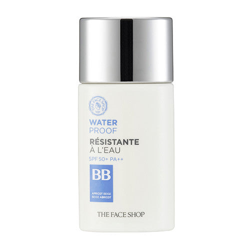 [The Face Shop] Waterproof BB SPF50+ PA++ - Cosmetic Love