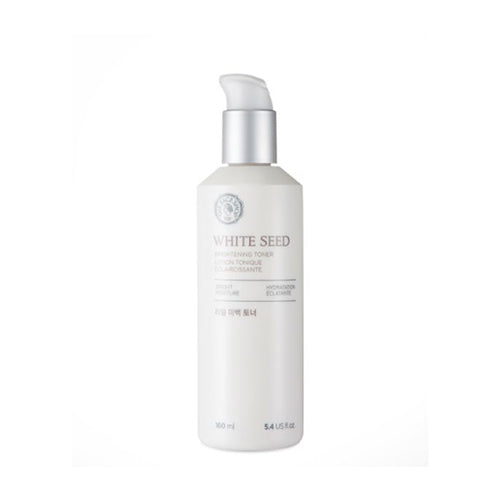 [The Face Shop] White Seed Brightening Toner 160ml