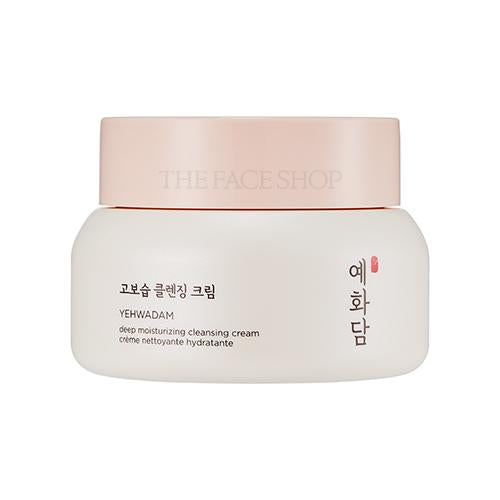 [The Face Shop] Yehwadam Deep Moisturizing Cleansing Cream 200ml