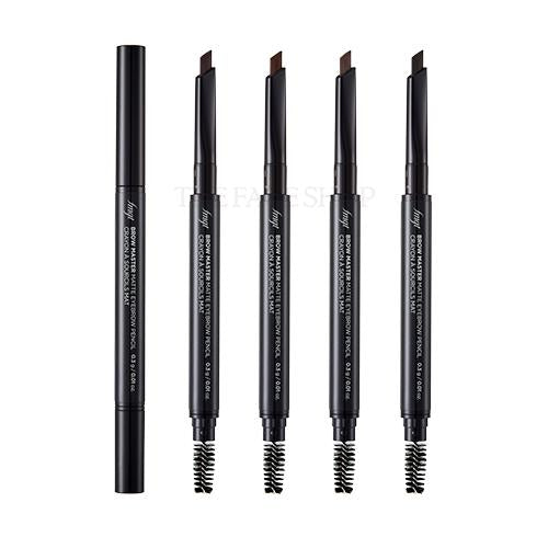 [The Face Shop] fmgt Brow Master Matte Brow Pencil 0.3g