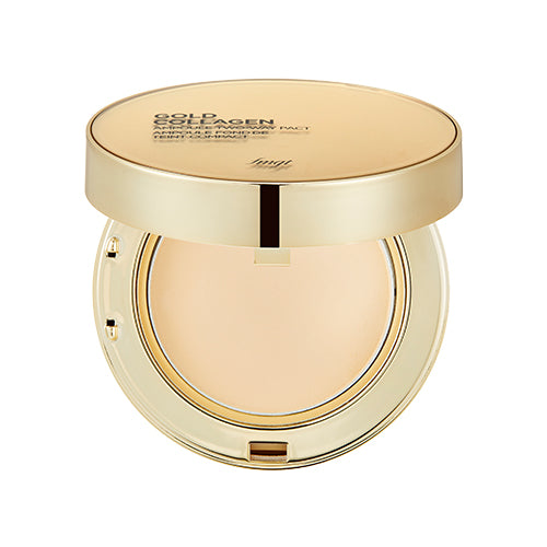 [The Face Shop] fmgt Gold Collagen Ampoule Two Way Pact 10g