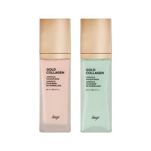 [The Face Shop] fmgt Gold Collagen Ampoule Make Up Base 40ml