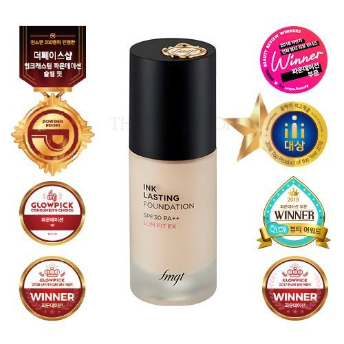 [The Face Shop] fmgt Ink Lasting Slim Fit Foundation Signature 30ml