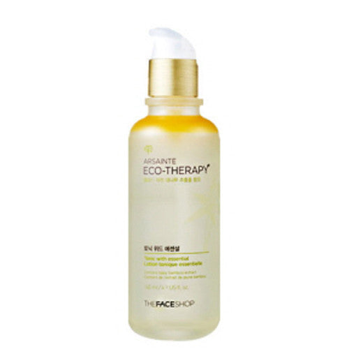 [The Face shop] Arsainte Ecotheraphy Tonic with essential Big Size 145ml - Cosmetic Love