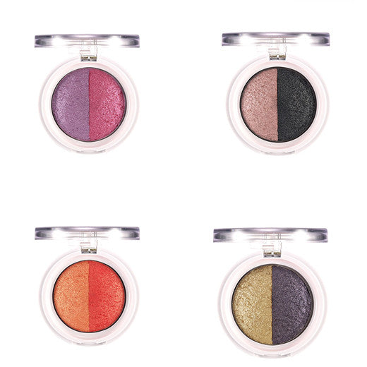 [The Face shop] Dual Baked Shadow 4g - Cosmetic Love