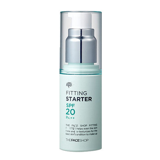 [The Face shop] Fitting Starter SPF20 PA++ 35ml - Cosmetic Love