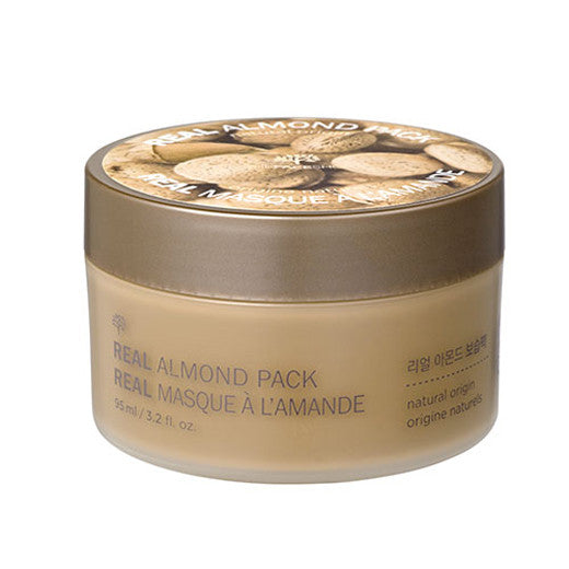 [The Face shop] Real Almond Moisture Pack 93ml - Cosmetic Love
