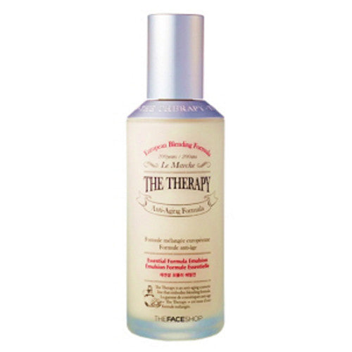 [The Face shop] The Therapy Essential Formula Emulsion 130ml - Cosmetic Love